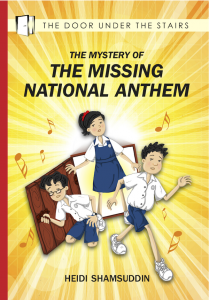 B1 - The Missing National Anthem - Book Cover (Low Res)