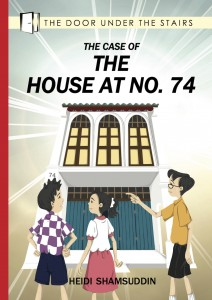 The Case Of The House At No74